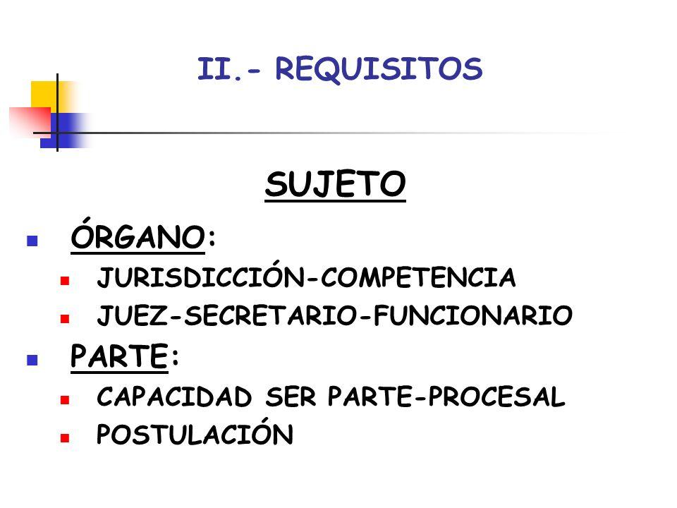 II.- REQUISITOS LUGAR REGLA GENERAL: SEDE ÓRGANO EMANAN-VAN DIRIGIDOS EXCEPCIONES: DENTRO CIRCUNSCRIPCIÓN: RECONOCIMIENTO JUDICIAL TESTIMONIO ENFERMO ENTRADA-REGISTRO NOTIFICACIONES VISTA ORAL FUERA CIRCUNSCRIPCIÓN (MUNICIPIO): AUXILIO JUDICIAL EXCEPCIONALMENTE PROPIO ÓRGANO (INSTRUCCIÓN)