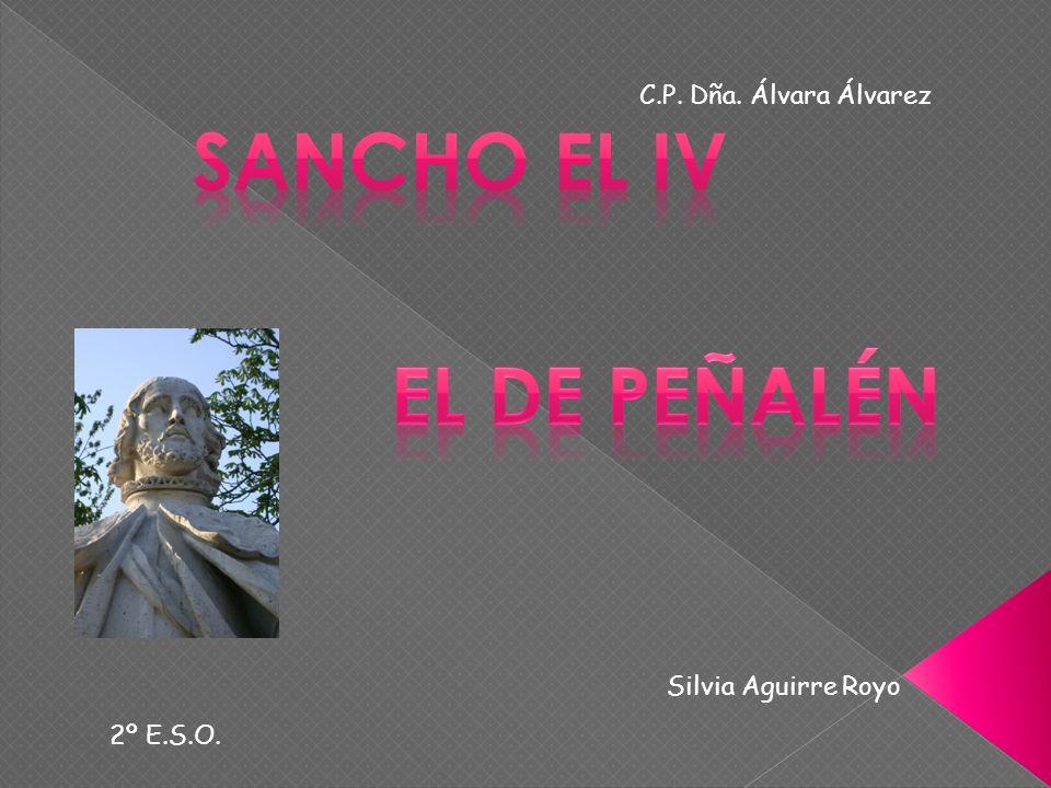 Silvia Aguirre Royo C.P. Dña. Álvara Álvarez 2º E.S.O.