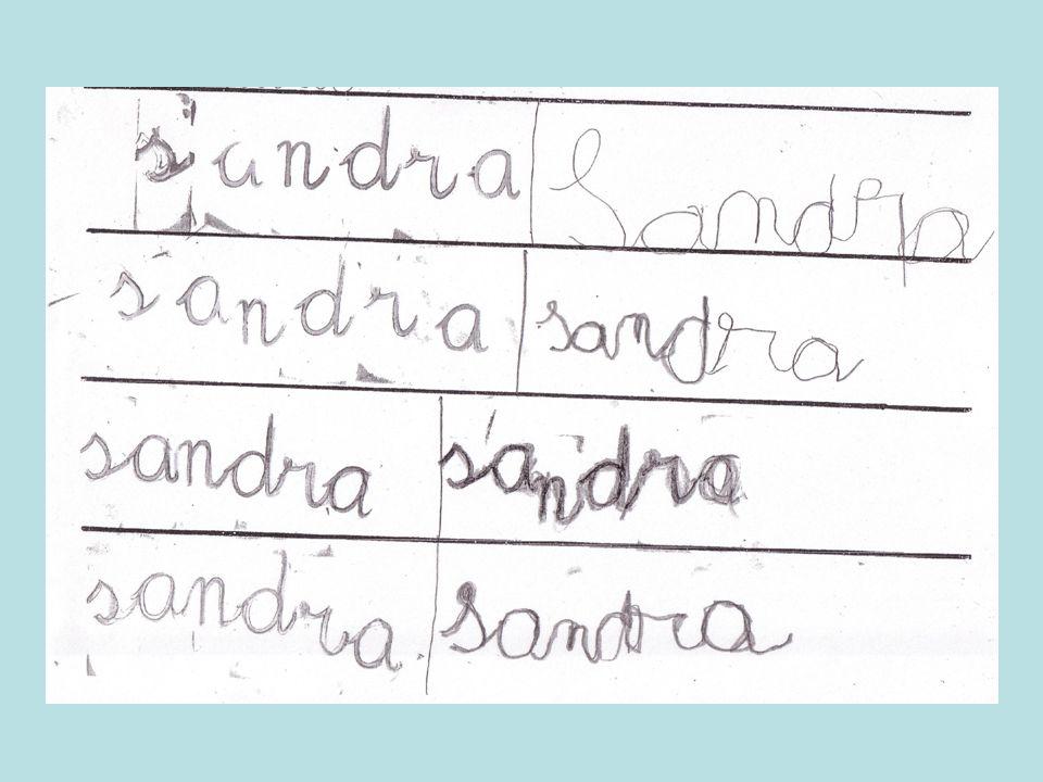 Producto: Escribir su nombre y el de sus compañeros/as.