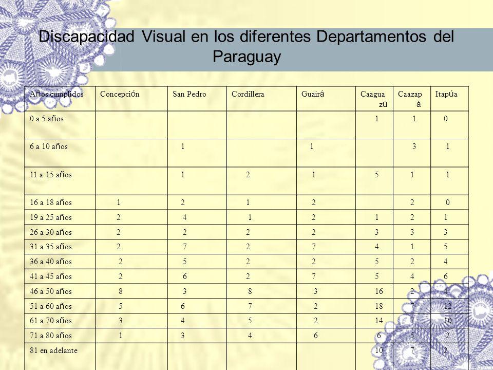Con la creación de la Secretaría se dará cumplimiento a una deuda pendiente del Estado Paraguayo al sector de la Discapacidad.