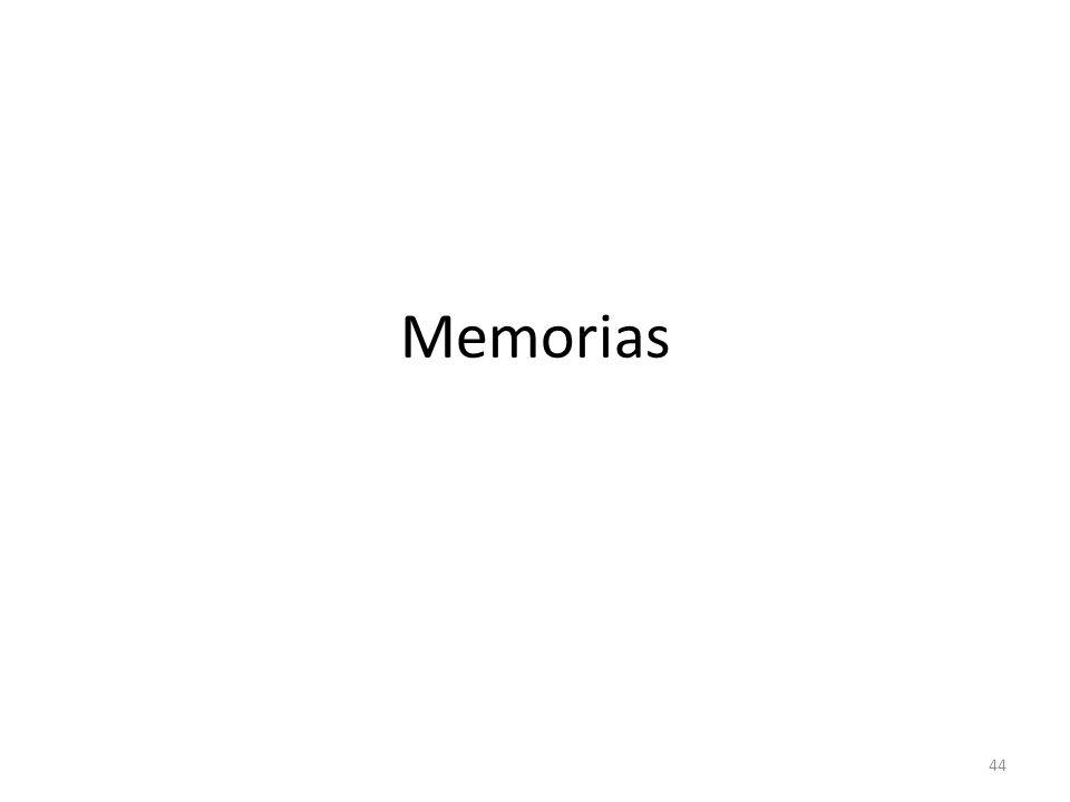 Memorias 44