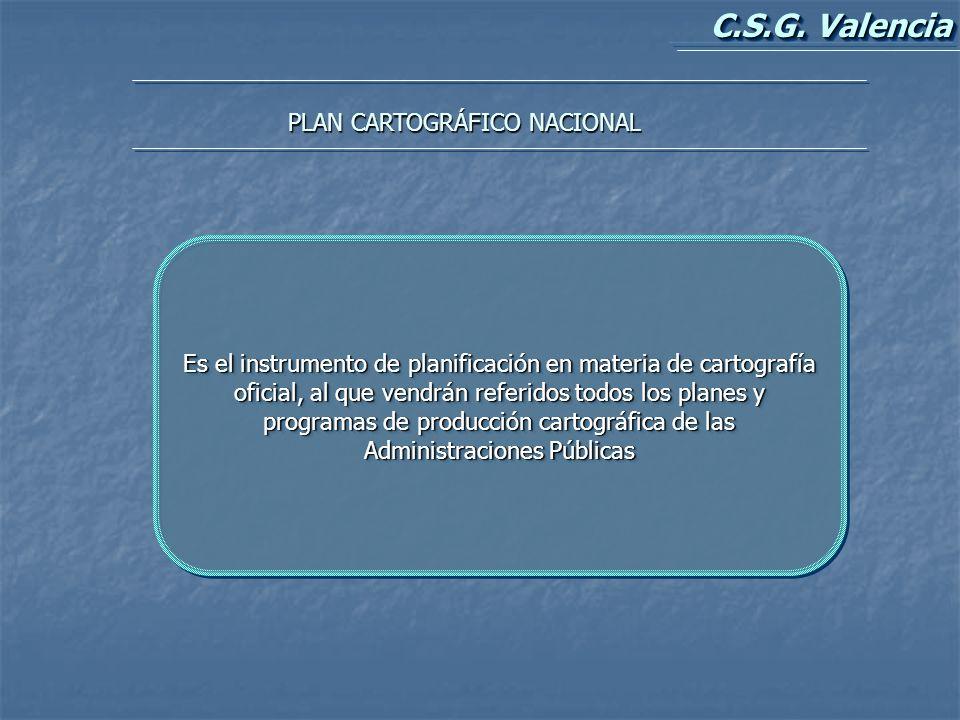 1:5001:5.0001:25.000 Coordinado con CC.AA.Coordinado con AGE A.G.E.