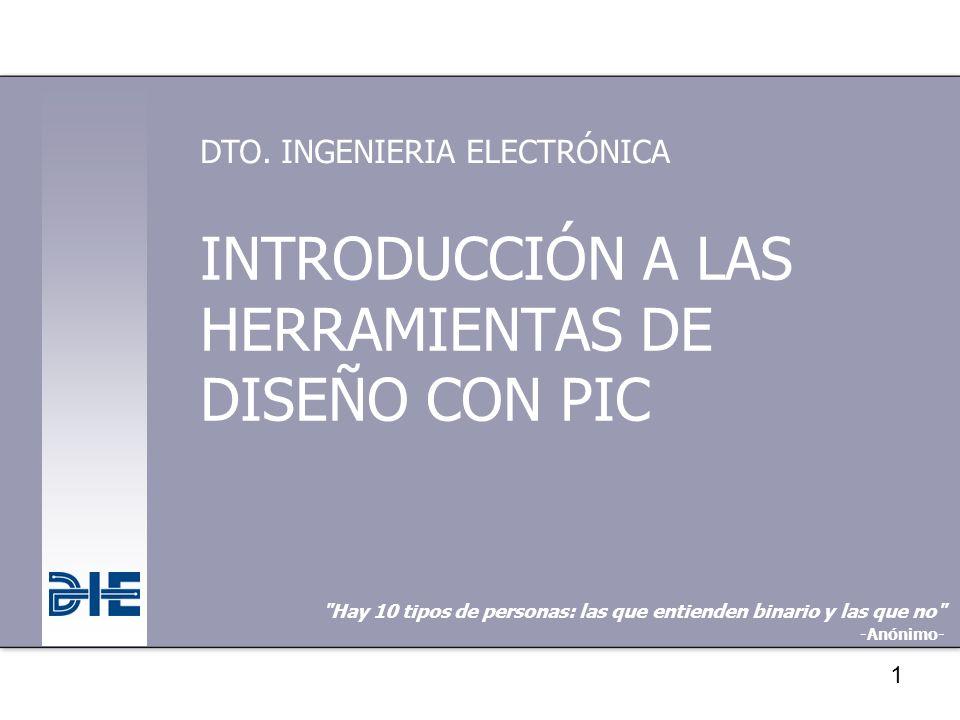 2 TEMARIO TEMA 1.- Introducción a los Microcontroladores.