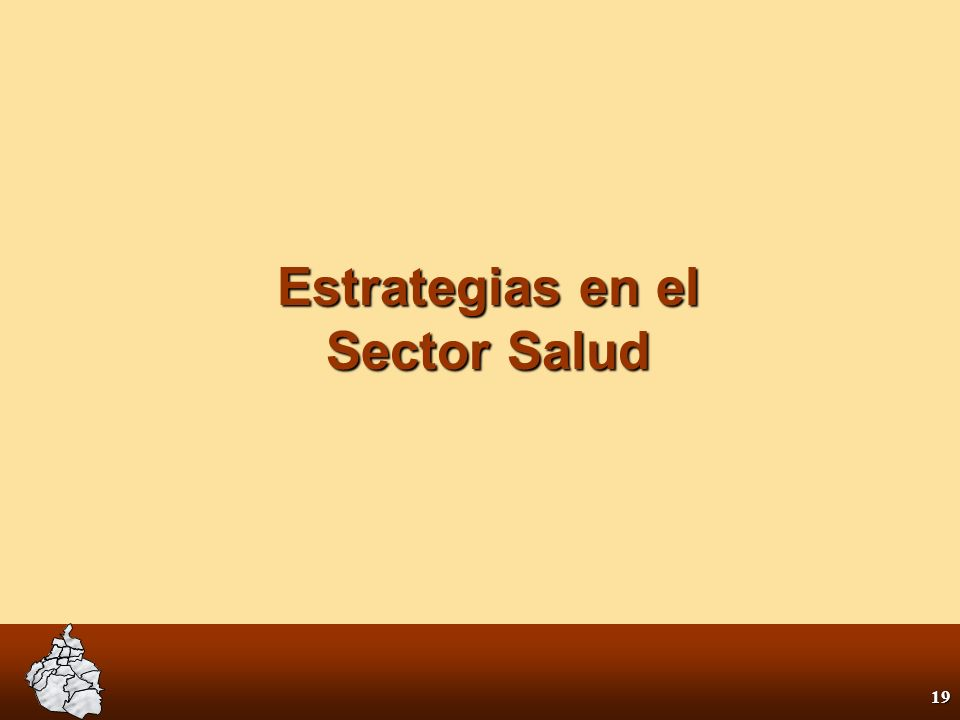 18 4.Una contabilidad sanitaria para medir el impacto sanitario Monitoreo sanitario proyectos económicos Monitoreo sanitario proyectos económicos Dism