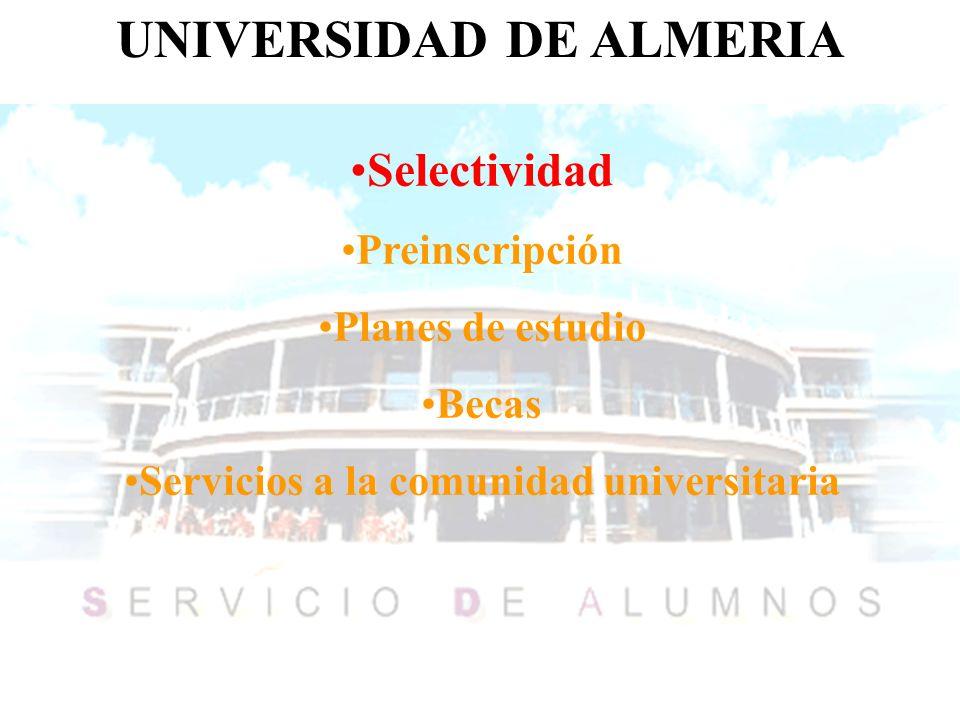 Desarrollo de las pruebas para Bachillerato.Conv.