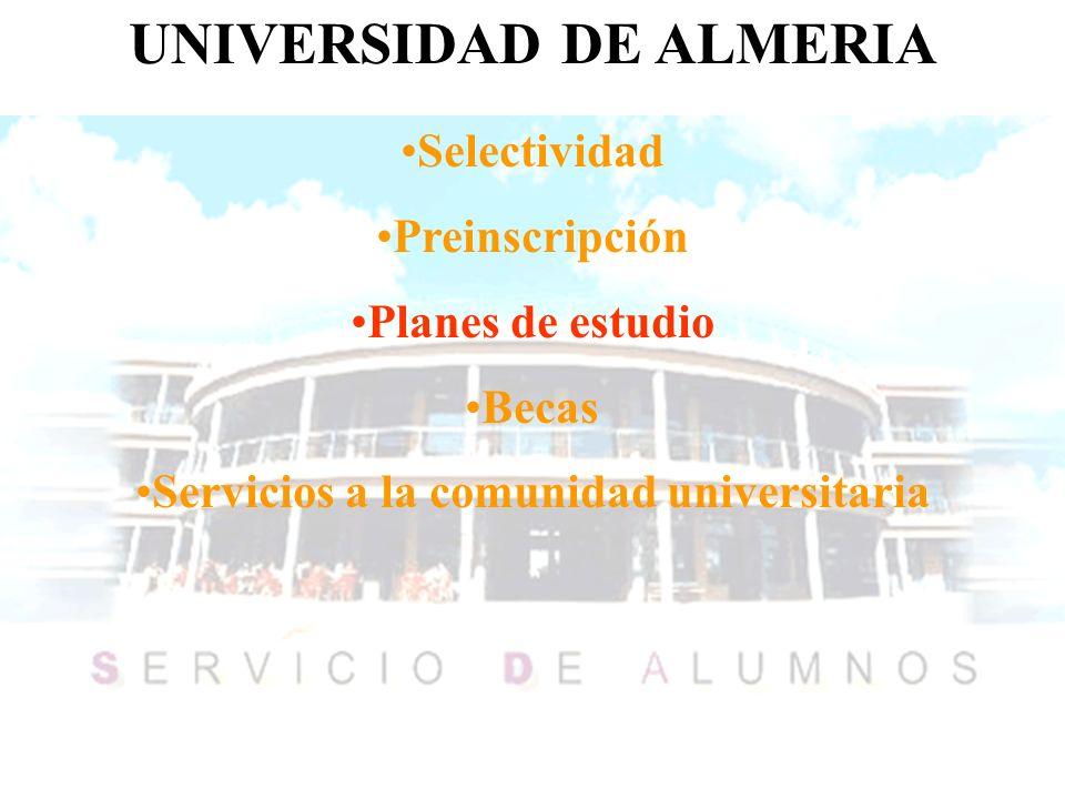 Distrito Abierto Movilidad a cualquier universidad pública Implantación gradual (1º año 20%) Solicitud en la UNIVERSIDAD a la que se quiera acceder Fe