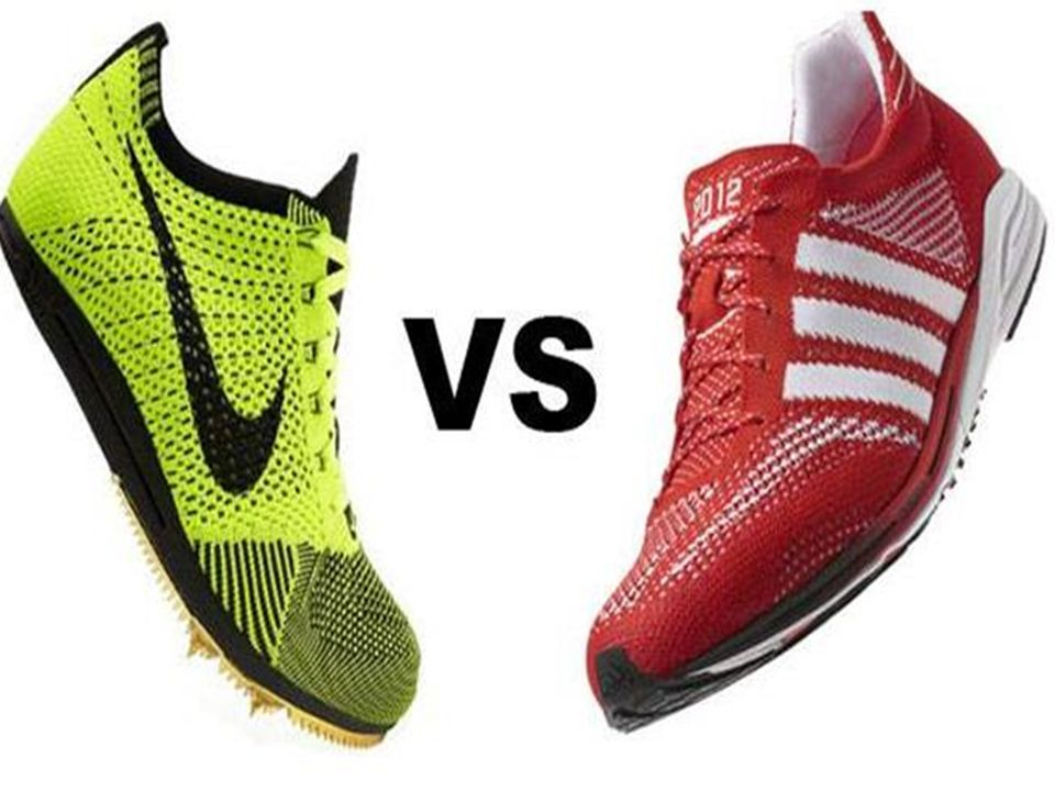 zapatos nike vs adidas