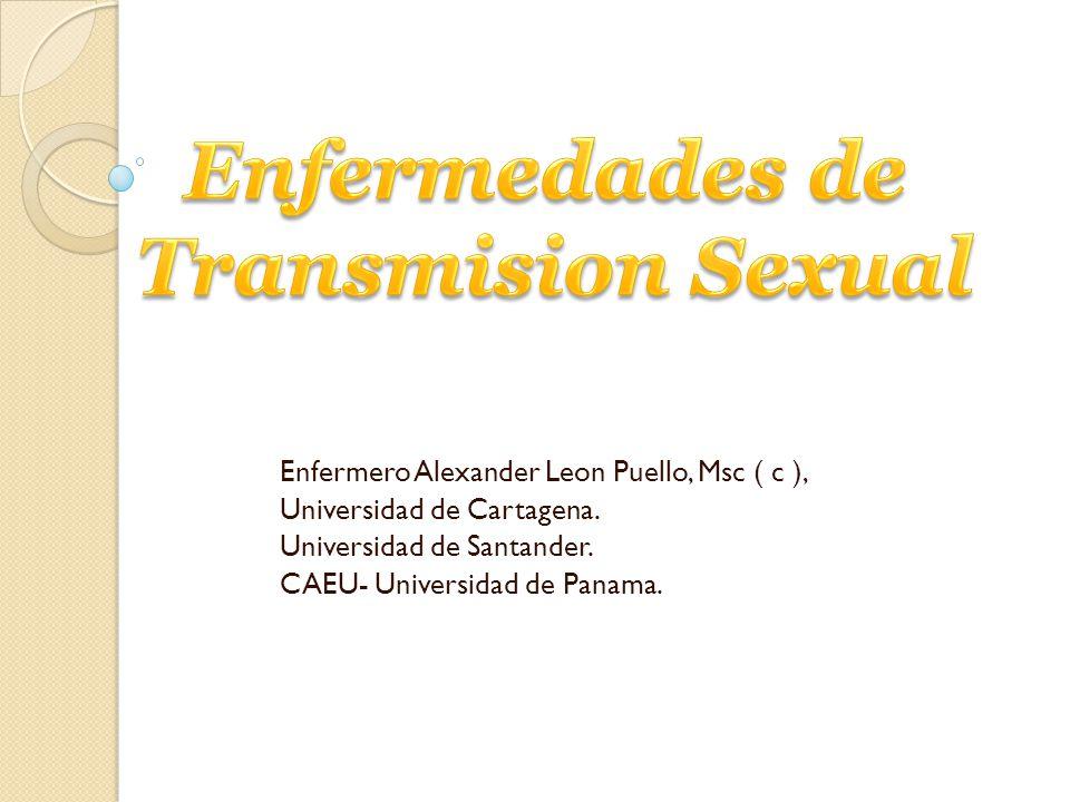 Enfermero Alexander Leon Puello, Msc ( c ), Universidad de Cartagena.