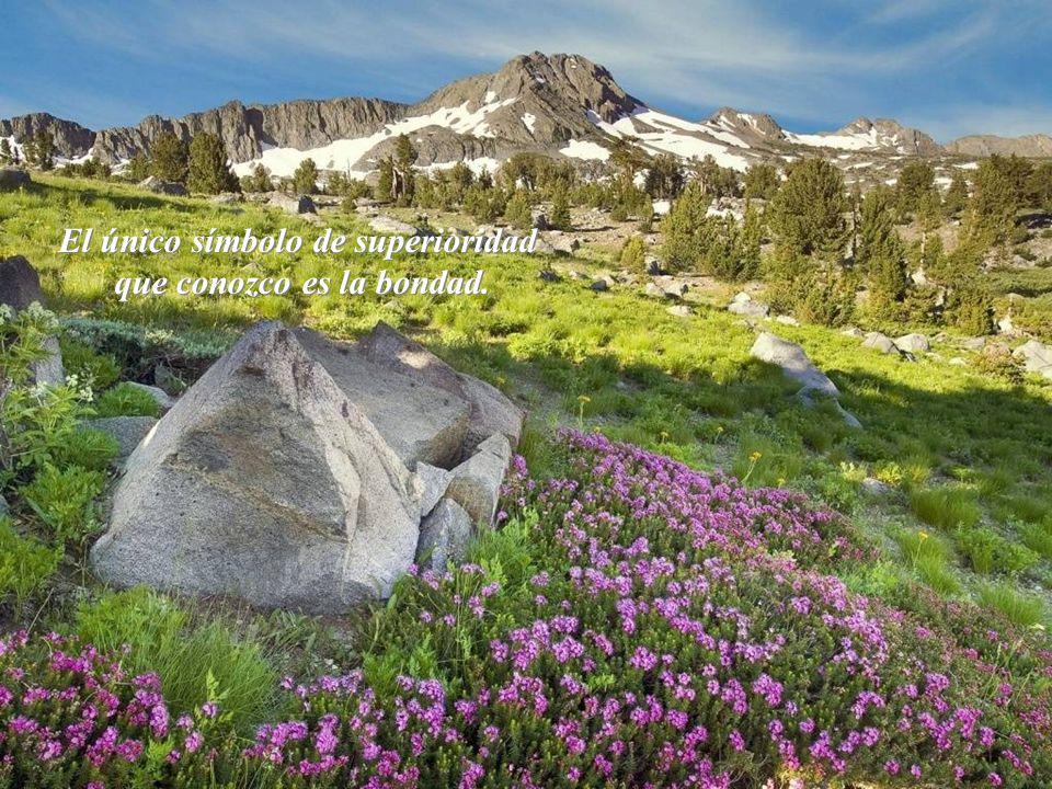 El sabio no se sienta para lamentarse, Pero se da alegremente A la tarea de reparar el daño causado.