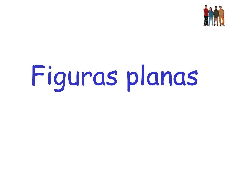 La circunferencia La circunferencia es una línea curva cerrada y plana en la que todos sus puntos están a igual distancia del centro.