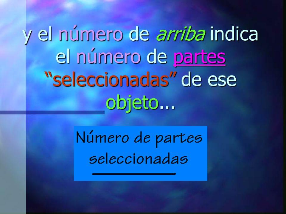 Muy bien!!! Ya sabes lo que es una Fracción!!! Recuerda que en una fracción el número de abajo indica el número total de partes iguales en que está di