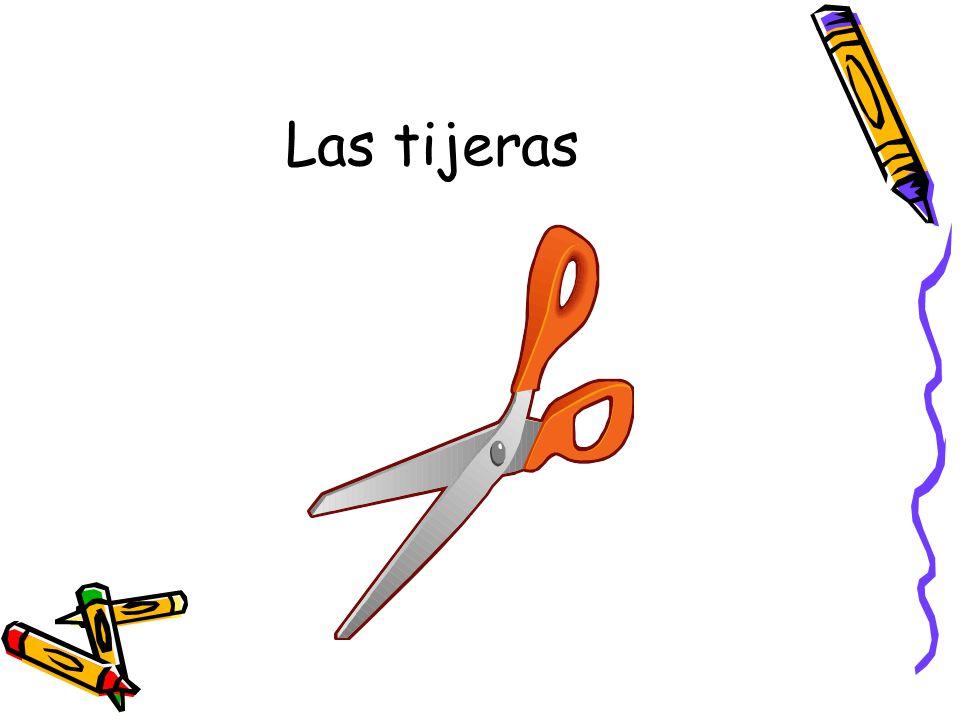 Las tijeras