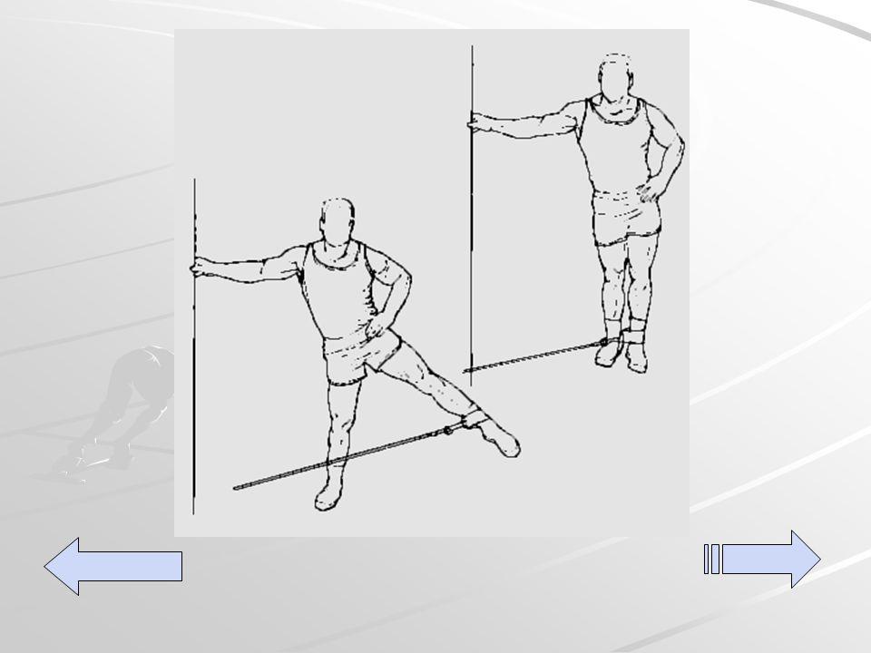 Ponga una mano sobre el glúteo mayor y sienta como se contrae con el ejercicio.
