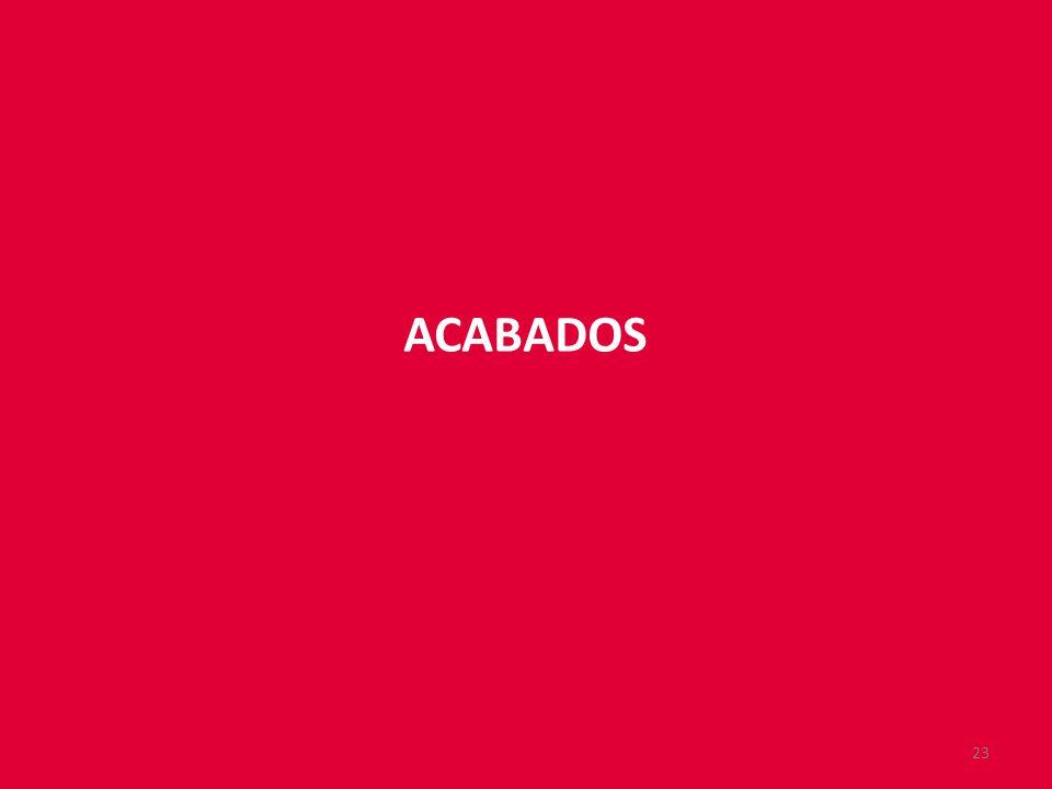 ACABADOS 23