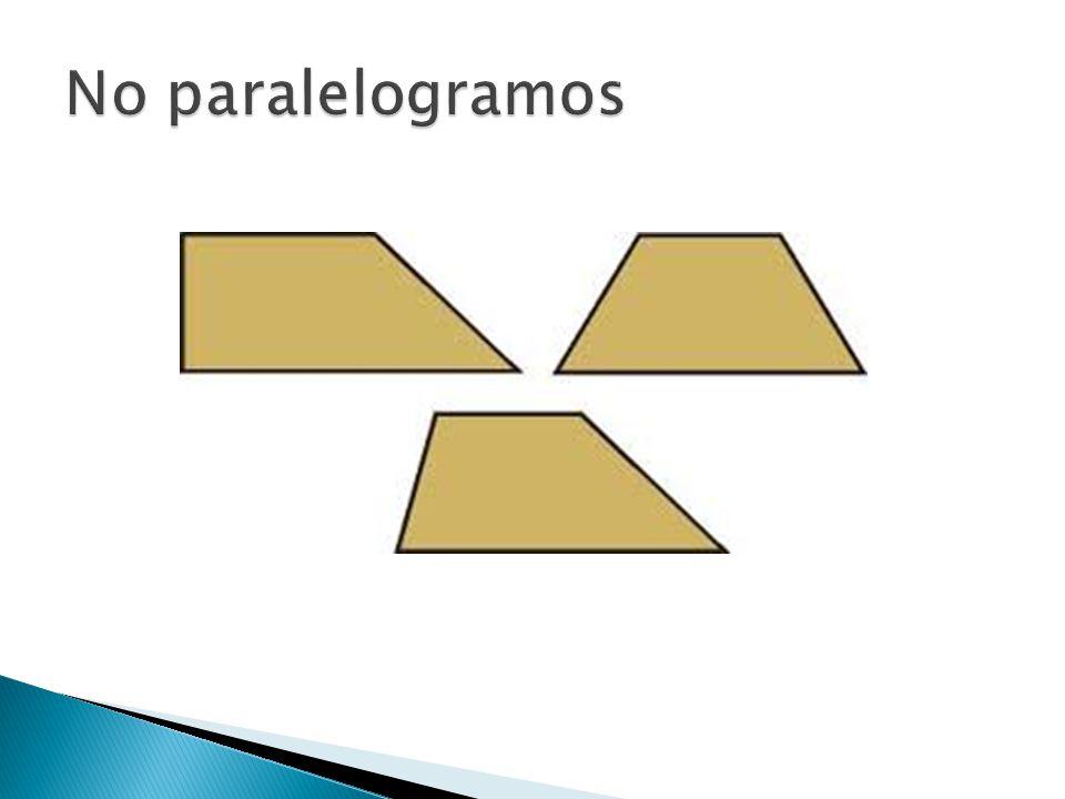 1) Trapecio rectángulo 2) Trapecio Isósceles 3) Trapecio escaleno