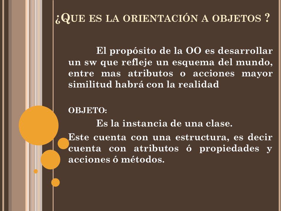 IDENTIFICACION DE OBJETOS Para identificar los objetos se debe tomar en cuenta: ESCENARIOS: Situación de como un sistema puede ser usado.