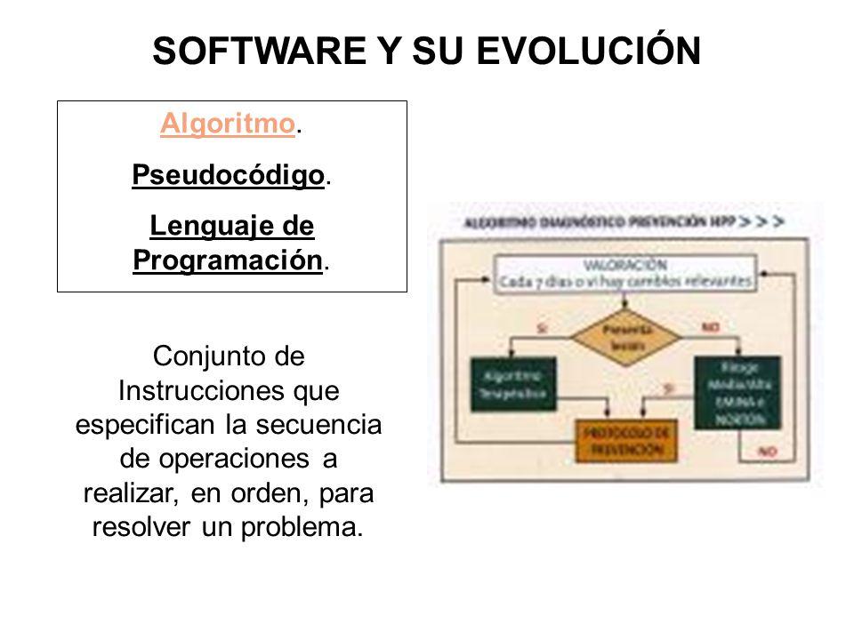 que es software de lenguaje: