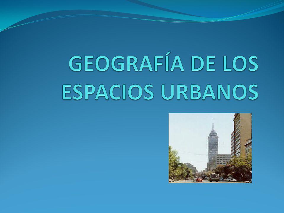 La morfología de las ciudades es el resultado de la evolución histórica de tres dimensiones: 1.