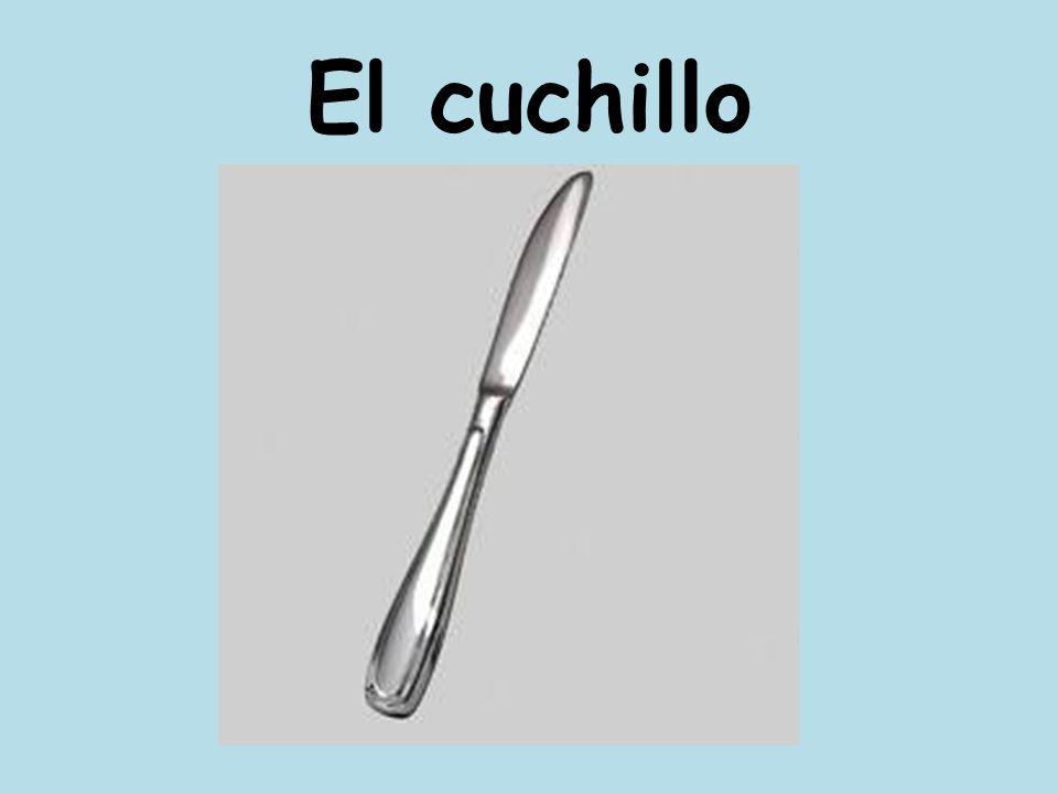 El cuchillo