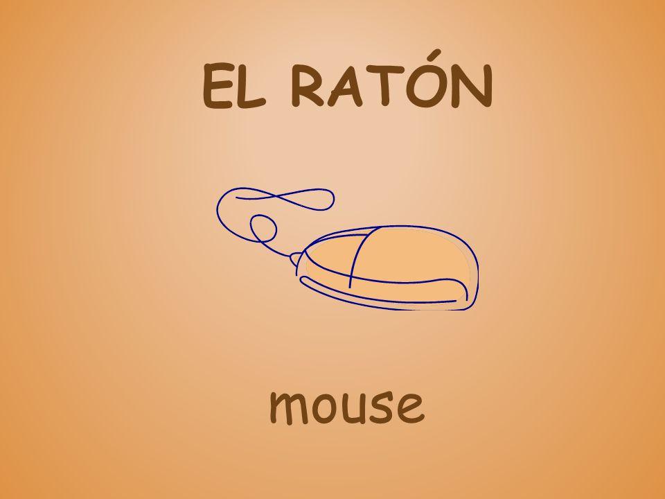 EL RATÓN mouse