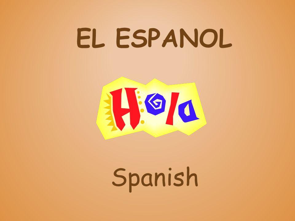 EL ESPANOL Spanish