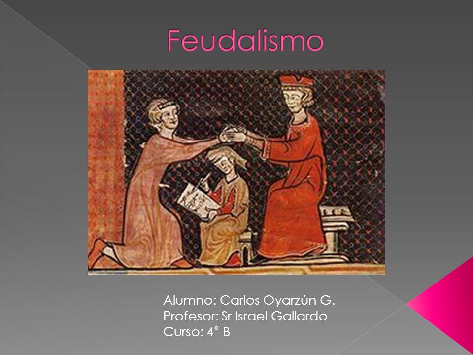 Alumno: Carlos Oyarzún G. Profesor: Sr Israel Gallardo Curso: 4° B