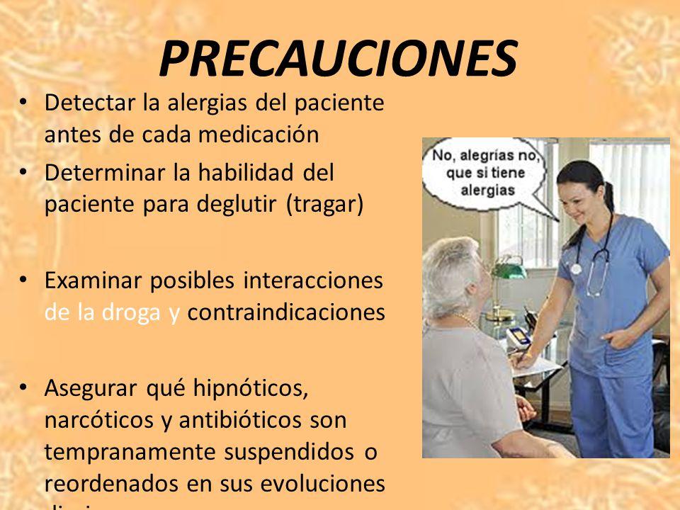 Dar medicamentos con el estómago vacío o con comida, como convenga, según orden médica.