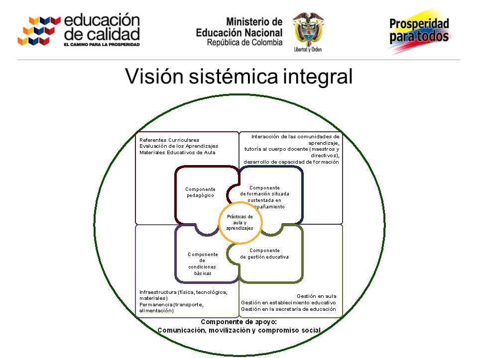 Visión sistémica integral