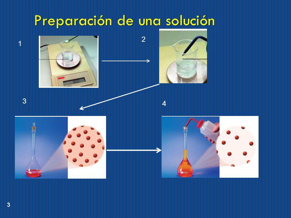 CONCENTRACION DE LAS SOLUCIONES La concentración de las soluciones se pueden expresar en : CONCENTRACION UNIDADES CUALITATIVAS O RELATIVAS PROPORCION DE SOLUTO/SOLVENTE DILUIDO CONCENTRADO CANTIDAD DE SOLUTO COMPARADA CON MAXIMA* INSATURADAS SATURADAS * SOBRESATURADAS UNIDADES CUANTITATIVAS PORCENTUALES %PESO / PESO % VOLUMEN / VOLUMEN % PESO / VOLUMEN PARTES POR MILLON QUIMICAS MOLARIDAD MOLALIDAD NORMALIDAD 4
