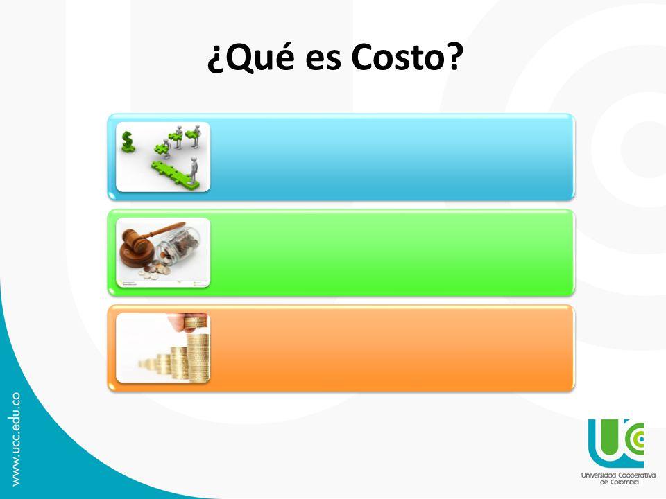 ¿Qué es Costo?