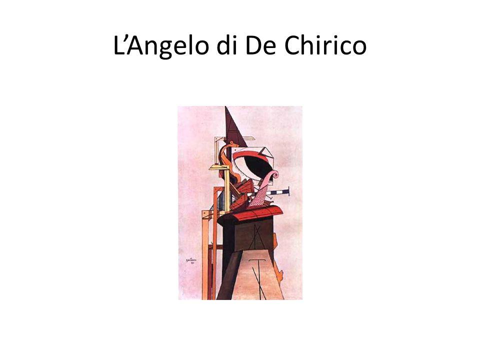 LAngelo di De Chirico