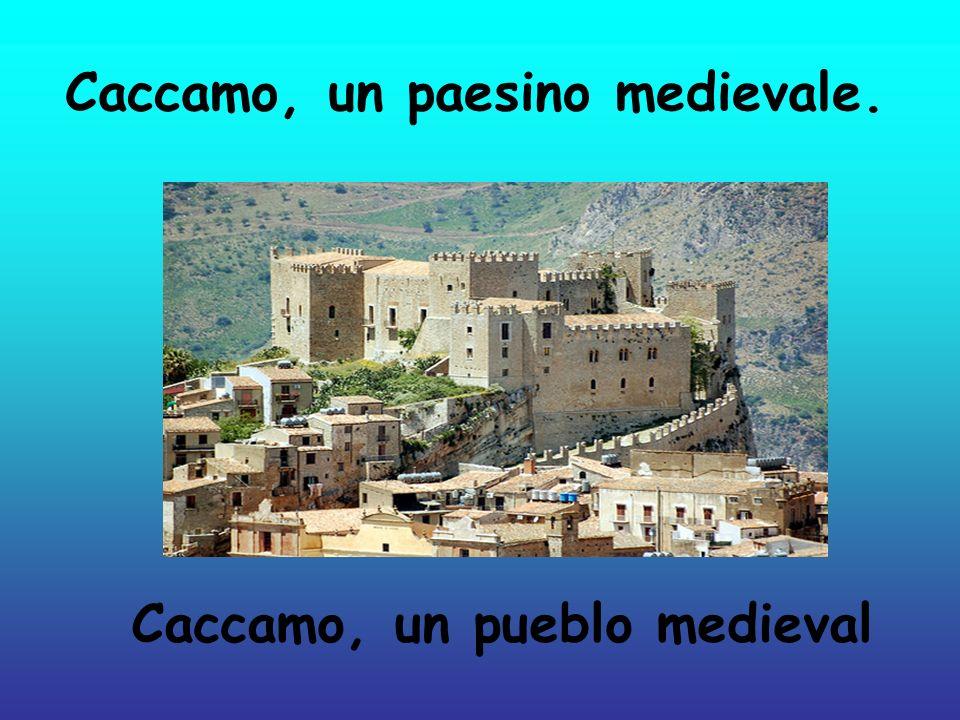 Caccamo, un paesino medievale. Caccamo, un pueblo medieval