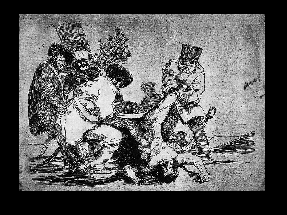 Goya, Que hai que hacer mas