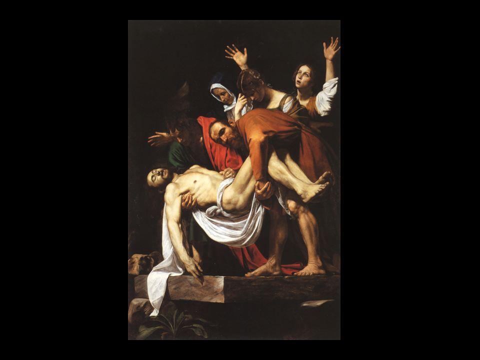 Caravaggio Deposition 2