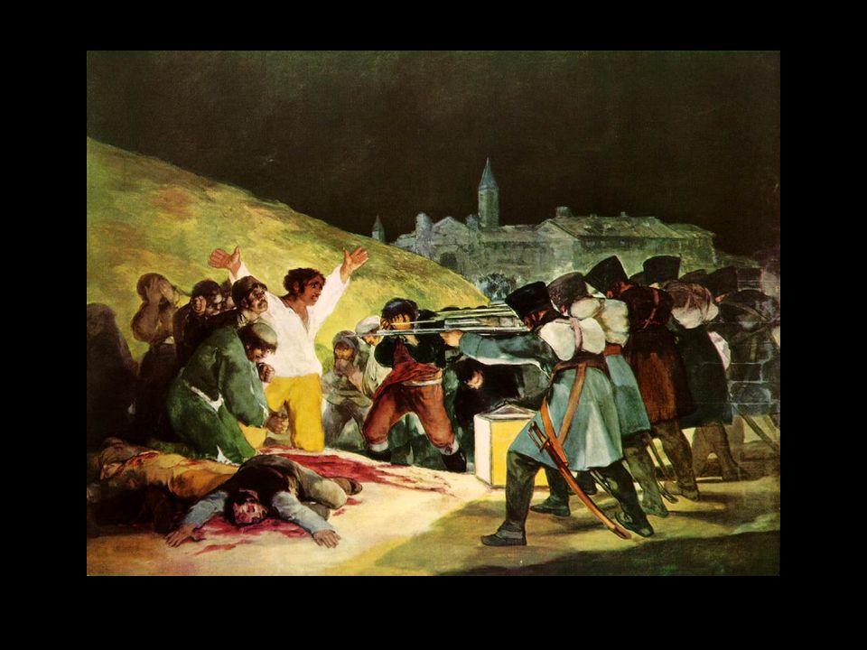 Goya May 3,1808