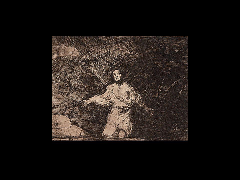 Goya Tristes Presentimientos