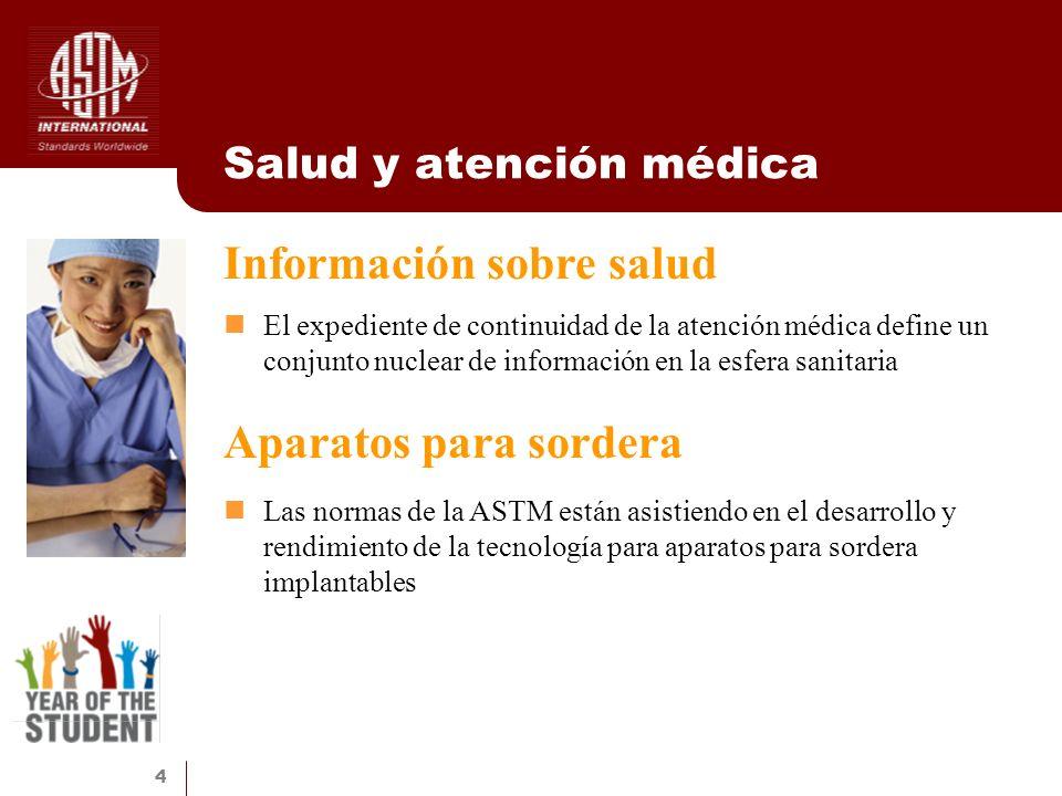 4 Salud y atención médica El expediente de continuidad de la atención médica define un conjunto nuclear de información en la esfera sanitaria Informac