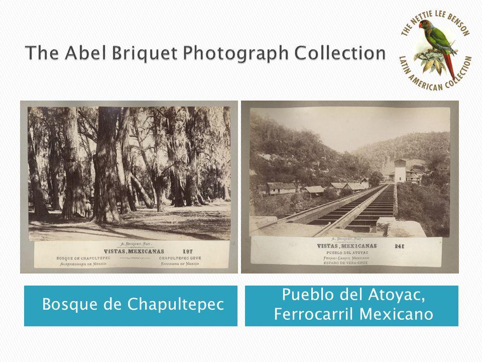 Bosque de Chapultepec Pueblo del Atoyac, Ferrocarril Mexicano