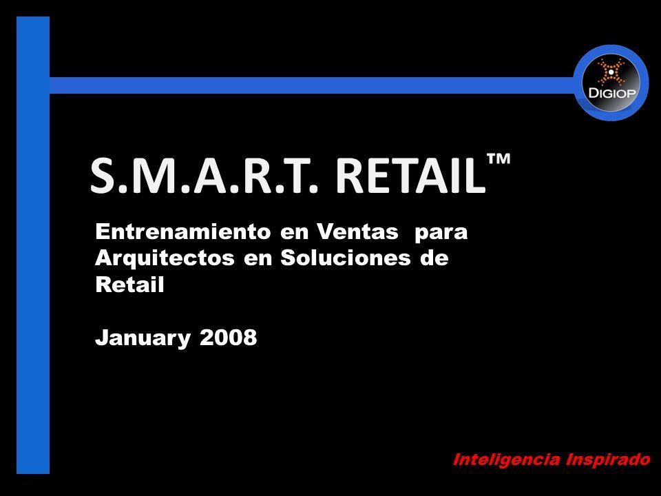 Inteligencia Inspirado S.M.A.R.T. RETAIL 22