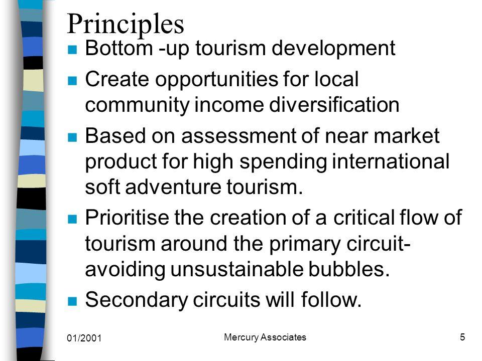 01/2001 Mercury Associates6