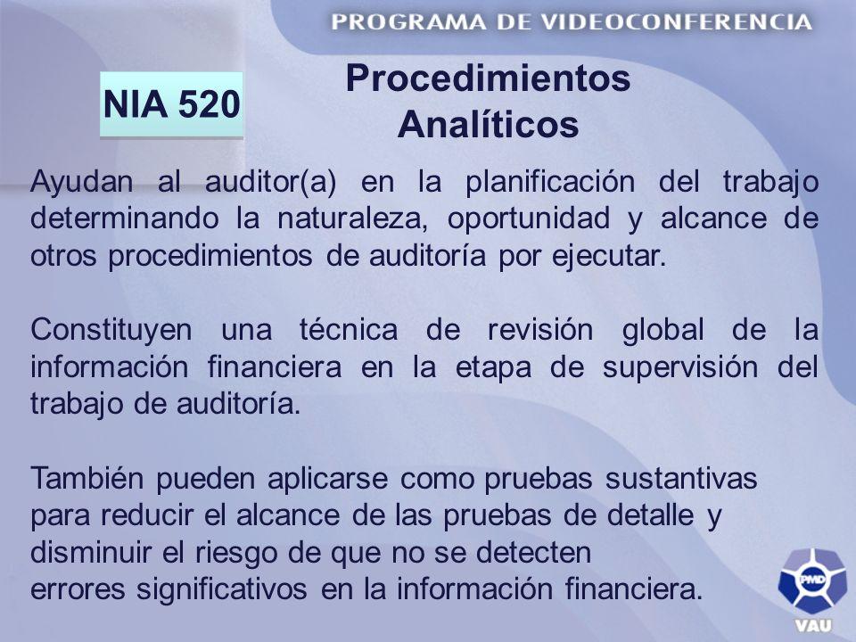 Consideraciones de la NIA 315 10.