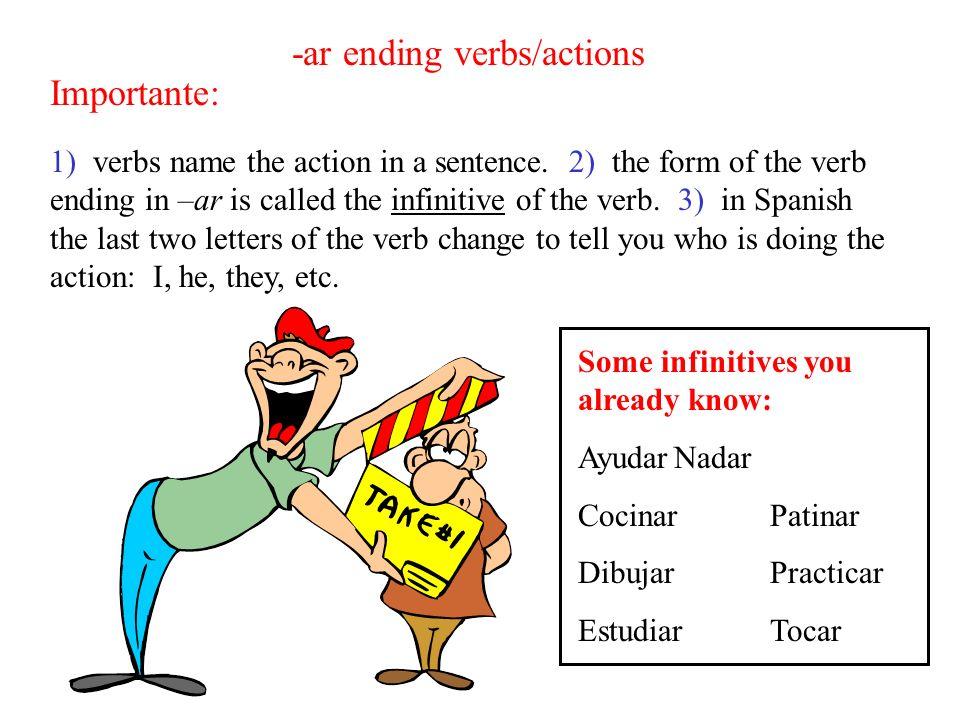 1 Los Pronombres Personales (Subject Pronouns) Singular yo tú él / ella / Ud. Plural nosotros (vosotros)* ellos / ellas / Uds. I, me you (informal he/