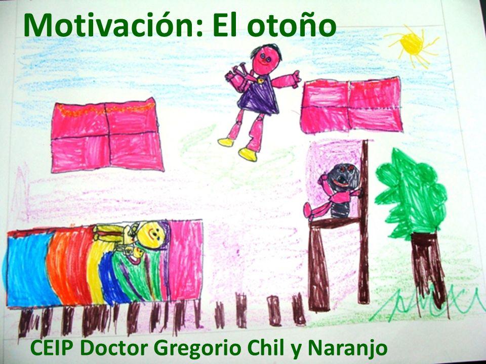 Motivación: El otoño CEIP Doctor Gregorio Chil y Naranjo