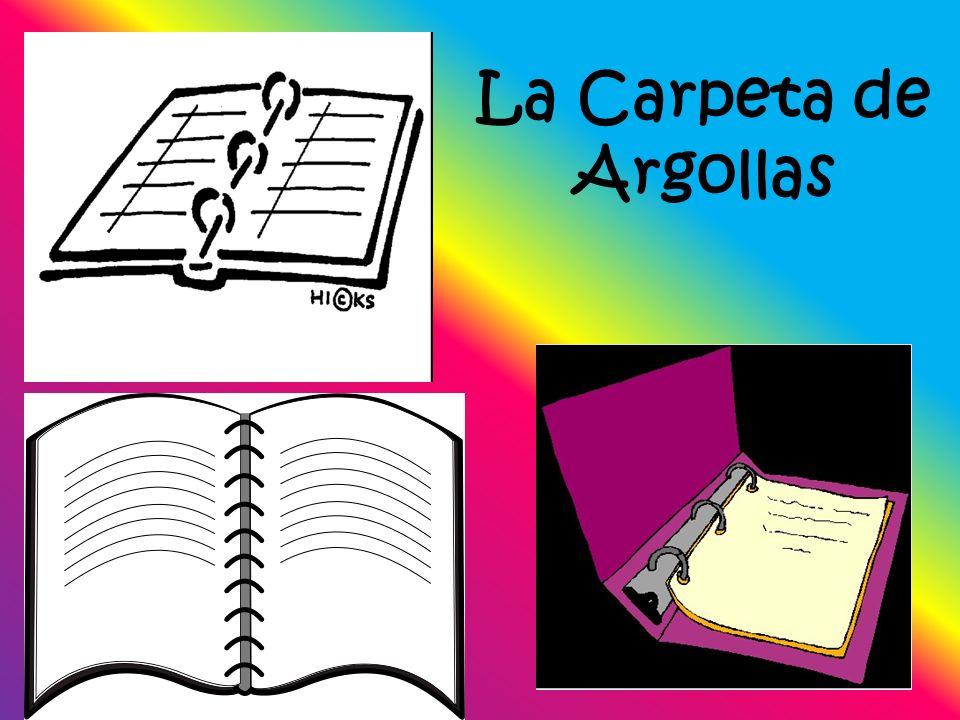 La Carpeta de Argollas