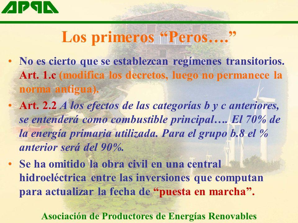 www.appa.es ASOCIACIÓN DE PRODUCTORES DE ENERGÍAS RENOVABLES Muchas gracias por su atención