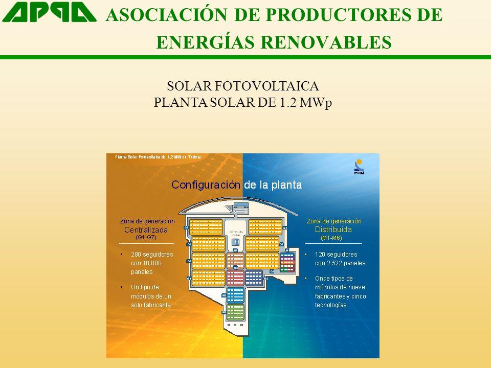 ASOCIACIÓN DE PRODUCTORES DE ENERGÍAS RENOVABLES SOLAR FOTOVOLTAICA HUERTAESOLAR