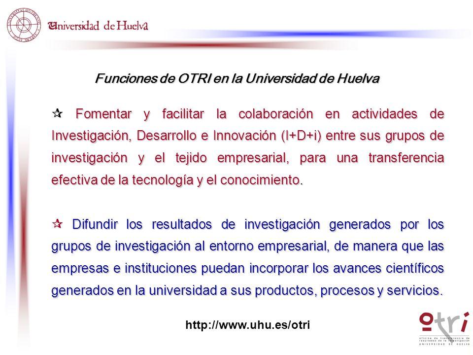 Fomentar y facilitar la colaboración en actividades de Investigación, Desarrollo e Innovación (I+D+i) entre sus grupos de investigación y el tejido em