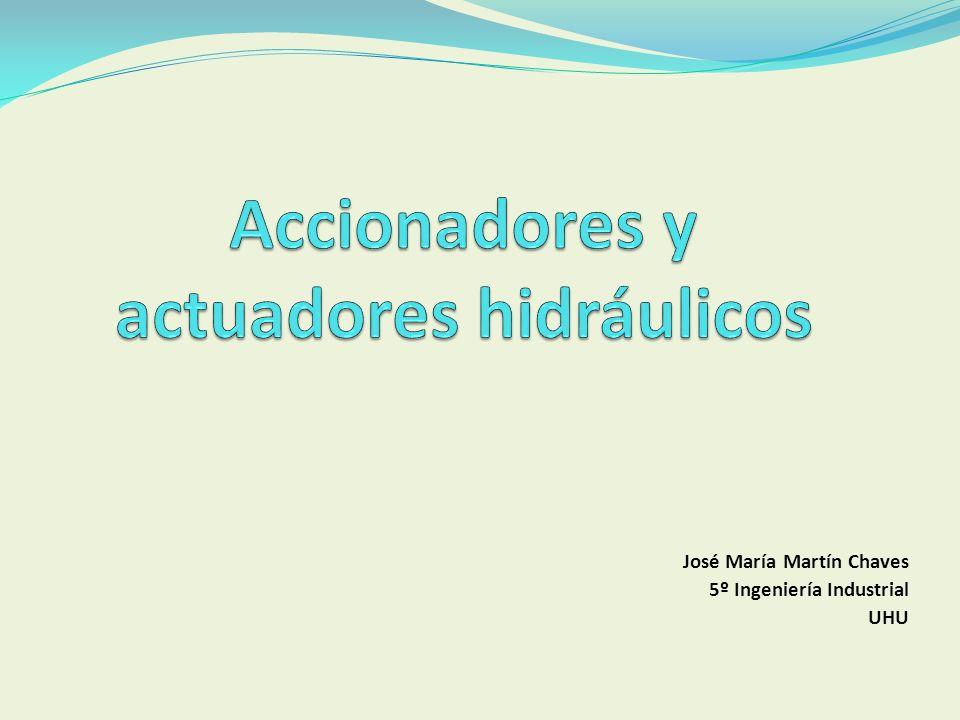 José María Martín Chaves 5º Ingeniería Industrial UHU