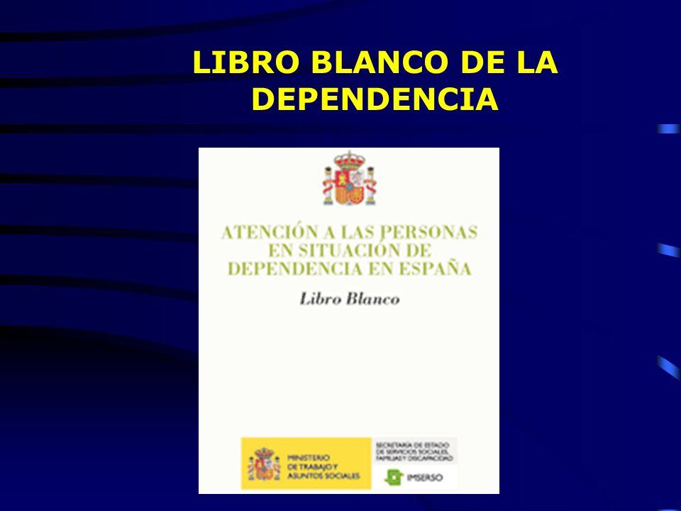 LIBRO BLANCO DE LA DEPENDENCIA