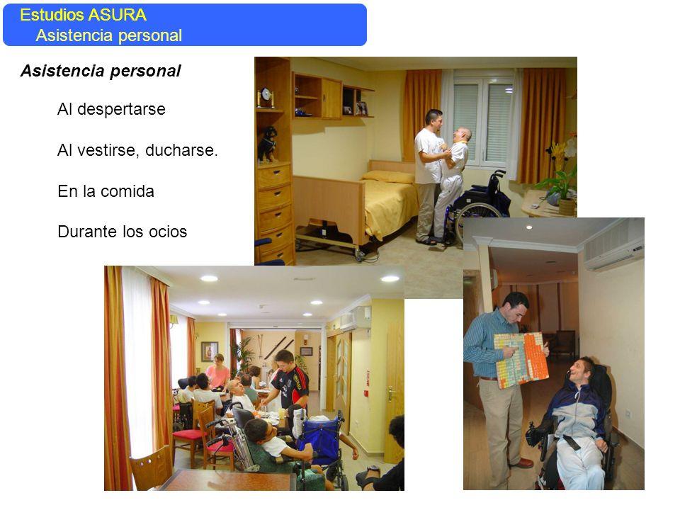 Estudios ASURA Autonomía social